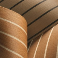 "Infinity Luxury Woven Vinyl Flooring ""Better Than Teak™"""